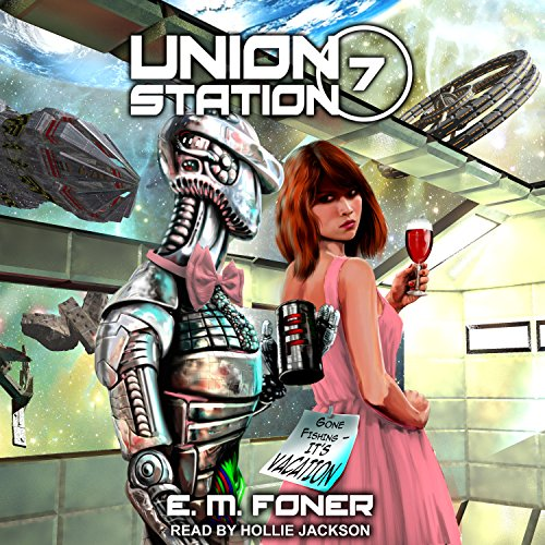 Vacation on Union Station audiobook cover art