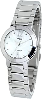Casio Women's Stainless Steel Band Watch