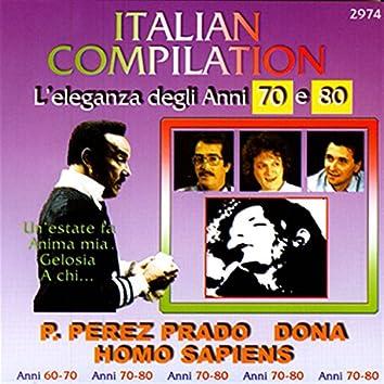 Italian compilation - l'eleganza degli anni 70 e 80