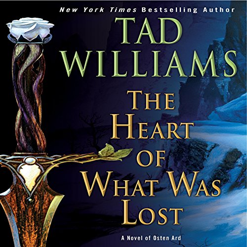 The Heart of What Was Lost  By  cover art