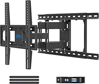 Mounting Dream TV Mount Full Motion TV Wall Mounts for 26-55 Inch Flat Screen TV, Wall Mount TV Bracket with Dual Arms, Ma...