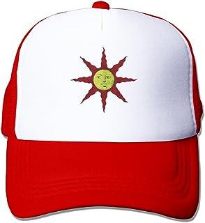Lixinli Dark Souls Solaire Well-Designed Cap Red