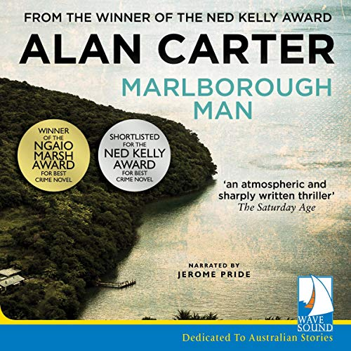Couverture de Marlborough Man