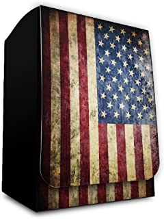 Max-Pro 1 USA AMERICAN FLAG Deck Box Iconic Flags Collection (fits Magic / MTG, Pokemon Cards) AMERICA