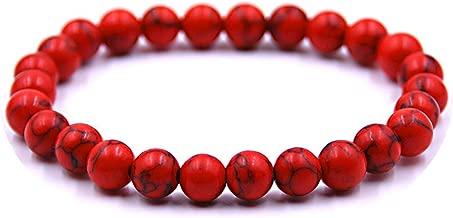Best red bead bracelets Reviews