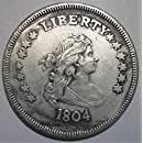 Amazon.com: MarshLing Best Morgan 1872 - Monedero de plata ...