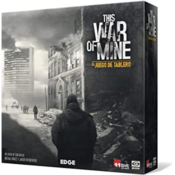 Edge Entertainment- This War of Mine: El Juego de Tablero ...