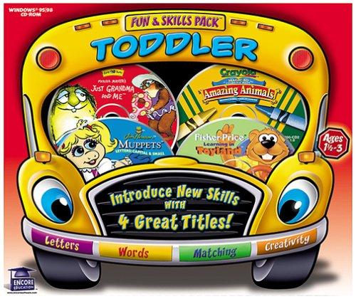 Fun & Skills Pack Toddler