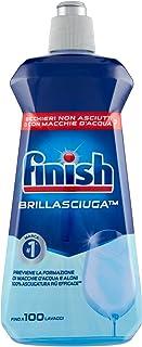 Finish Transparante spoeler, additief voor vaatwasser, 1 product à 500 ml