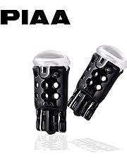 【Amazon.co.jp限定】PIAA ポジション用 LED T10 6600K 45lm 高拡散光学レンズ仕様 _車検対応 12V/0.7W 定電流回路内蔵 X7320