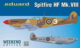 Eduard Weekend Edition 1:48 Spitfire HF Mk. VIII Plastic Model Kit #84132