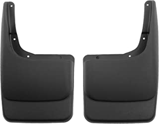 Husky Liners Fits 2004-14 Ford F-150 - without OEM Fender Flares and without running boards Custom Rear Mud Guards