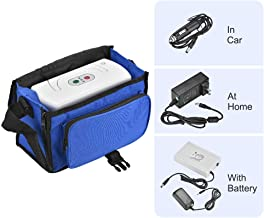 Vogvigo 3L 30% Portable Oxygen Bar Machine with Battery for Travelling Car