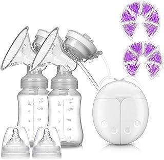 Sebami Extractor de Leche Electrico, Sacaleches Eléctrico extractor de leche electrico Extractor de Leche con botella de a...