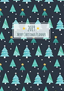 christmas planner notebook