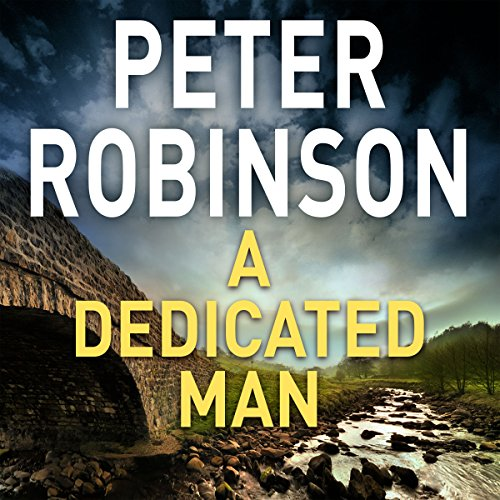 A Dedicated Man audiobook cover art