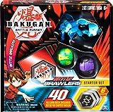 Bakugan BAKUGAN, Juego de iniciación de Batalla con Criaturas transformadoras BAKUGAN, Juego de iniciación aleatoria suministrado, para Edades de 6 años en adelante