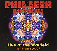 Live at the Warfield (W/Dvd)
