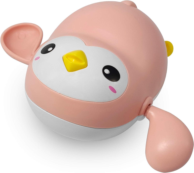 Credence MoBeauty Baby Bathtub Toys Wind-up Bath Colorful Cute Swim Classic