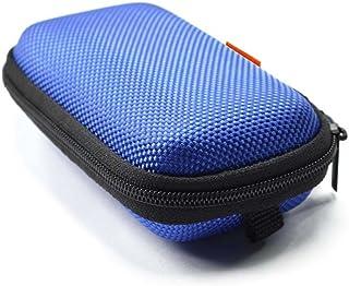 GLCON Rectangle Shaped Portable Protection Hard EVA Case,Mesh Inner Pocket,Zipper Enclosure Durable Exterior,Lightweight U...