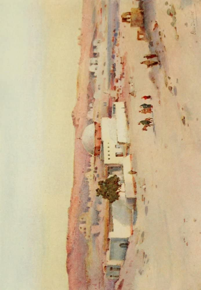 Courier shipping free shipping Posterazzi The Sale price Banks of the Nile to from Assuan road 1913 Sh