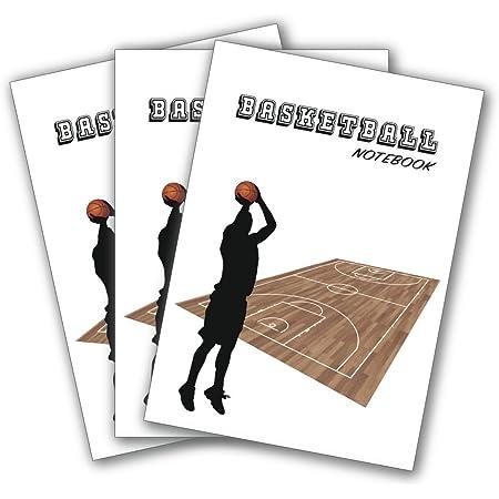 ドリームエイド バスケットボールノート B5 3冊セット