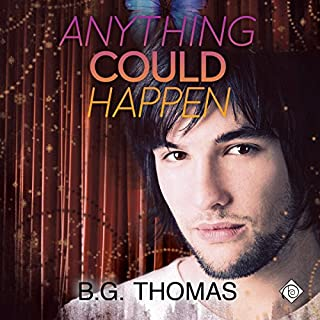 Anything Could Happen audiobook cover art