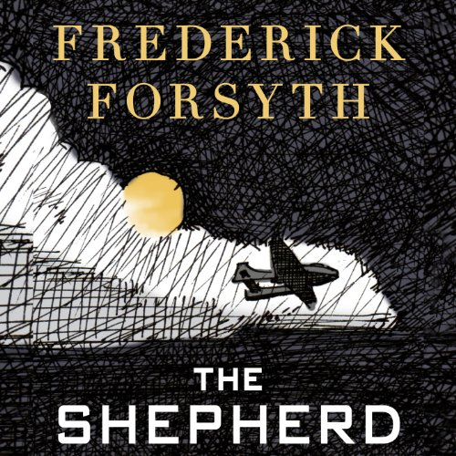 The Shepherd audiobook cover art