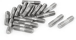 Best double end threaded stud bolts Reviews