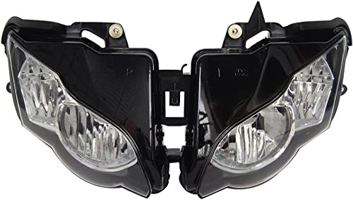 wholesale Mallofusa Motorcycle Front Headlight Headlamp Replacement fits for outlet sale Honda CBR 1000RR 2021 2008 2009 2010 2011 outlet sale