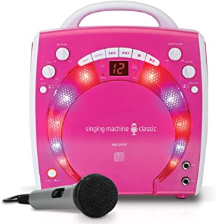 karaoke and cd player for kids
