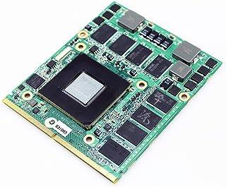 新しいGraphics CardグラフィックボードReplacement、for Alienware M15X R1 M17X R1 MSI MS-16F1 MS-16F2 LaptopノートPC、nVidia Geforce GTX 285M...