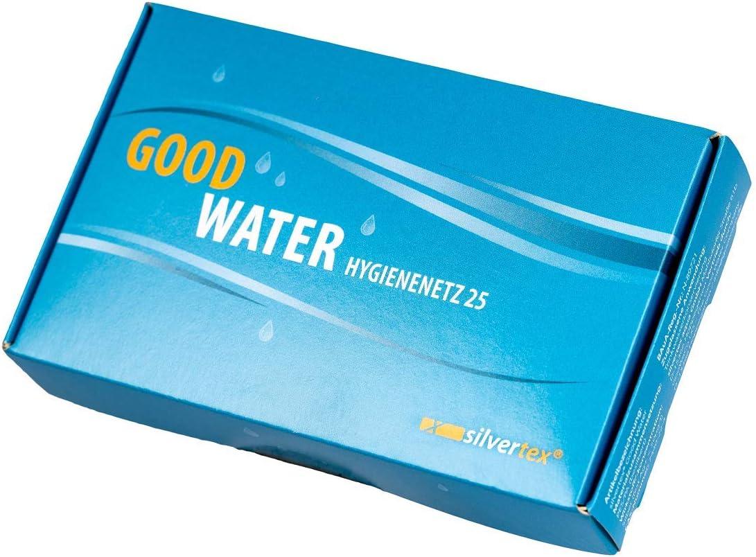 Silvertex Good Water Hygienenetz 25