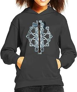 Marvel Avengers Infinity War Stormbreaker Axe Kid's Hooded Sweatshirt