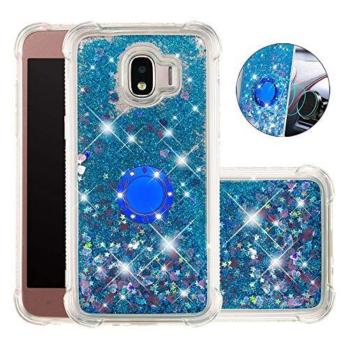 FAWUMAN Funda Samsung Galaxy Grand Prime Pro TPU Silicona Purpurina Carcasa,Funda para...