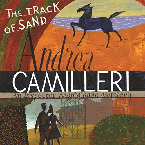 The Track of Sand audiobook cover art