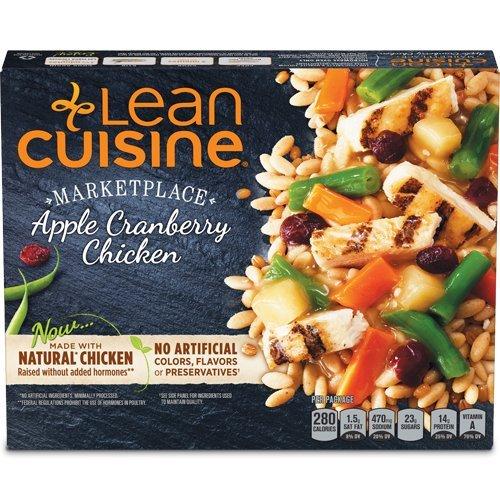 Lean Cuisine, Marketplace Apple Cranberry Chicken   Amazon