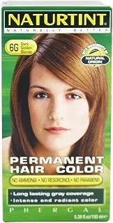 Hair Color-6G/Dark Golden Blonde Naturtint 5.28 oz Liquid
