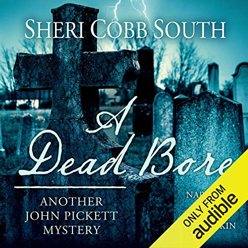 A Dead Bore audiobook cover art