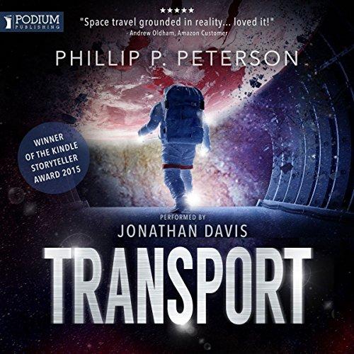Transport audiobook cover art