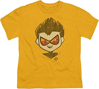 Teen Titans Go to The Movies Beachy Robin Unisex Youth T Shirt for Boys and Girls