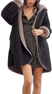 Best black shaggy coat Reviews