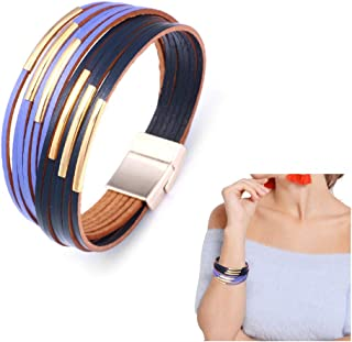 107d638a3197a Amazon.com: one to two tone on - Bracelets / Jewelry: Clothing ...
