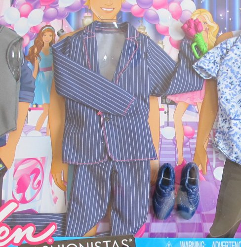 Ken Fashionistas Date Night Fashions & Accessories (2011)