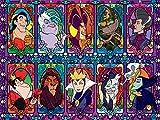 Ceaco Disney Villains 2 Jigsaw Puzzle, 1500 Pieces