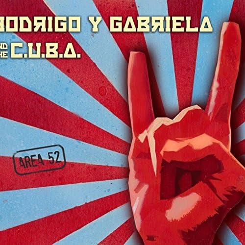 Rodrigo Y Gabriela & C.U.B.A.