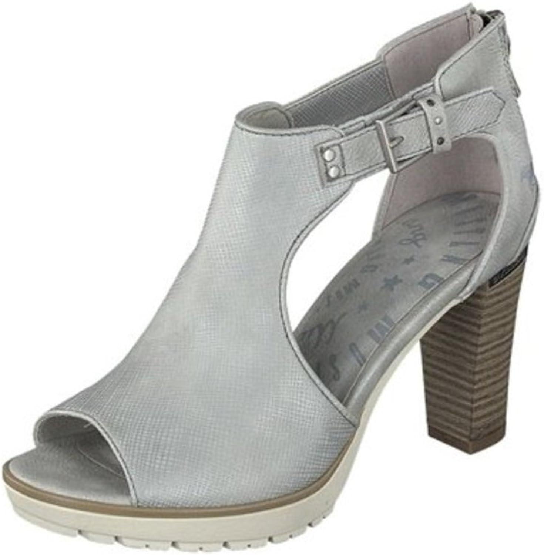 Mustang Damen Schuhe 40C-078 (40, Silber)  | Fierce Kaufen  | Shop  | Umweltfreundlich