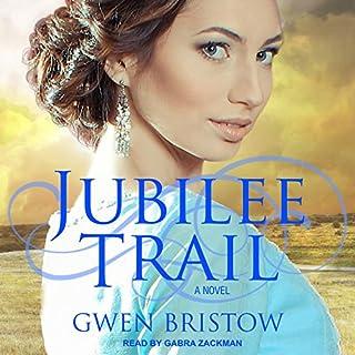Jubilee Trail audiobook cover art