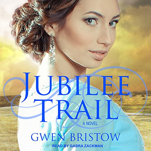 Jubilee Trail audiobook cover art