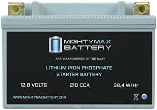 Best ytx9-bs lithium battery Reviews